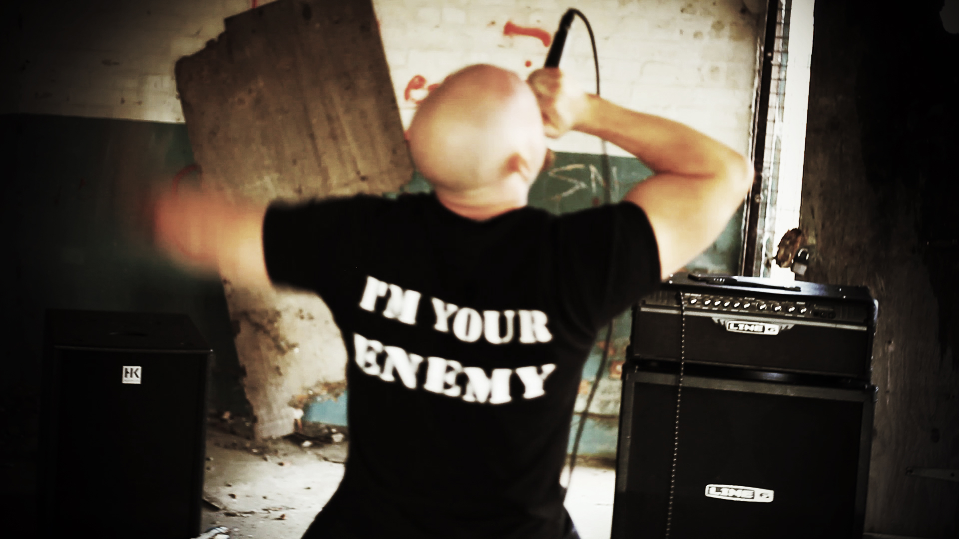 Get High or Die Trying - I'm your enemy